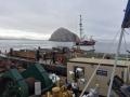 Morro Bay Power Plant Marine Terminal Decommissioning Project, Morro Bay, California