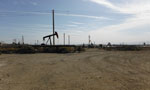 Oil Well Installations, Midway Sunset Oilfield, Kern County