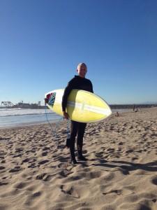 Dan Zimmerman surf