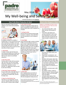 May 2014 Padre Associates My Well Being Newsletter_Page_1