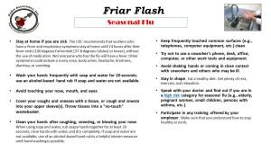 Friar Flash 21716