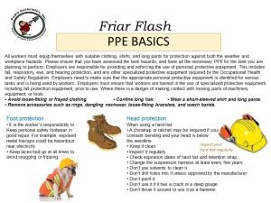 FF 5-18-16 PPE Kits