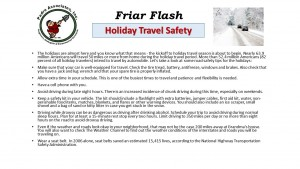FF 12-12-16 Holiday Travel Safety